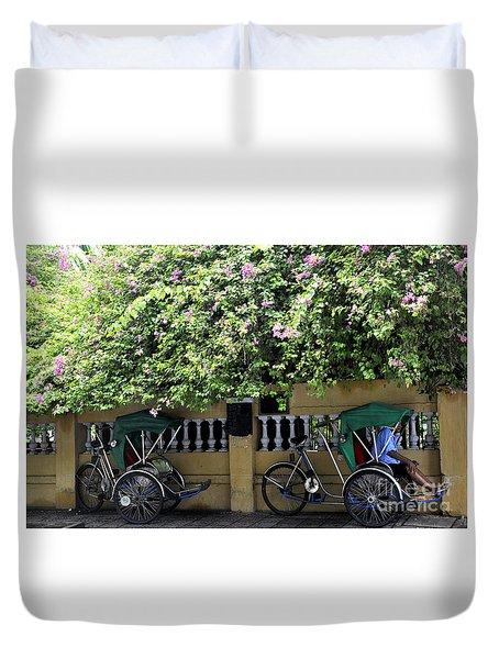 Hoi An Cyclos Duvet Cover
