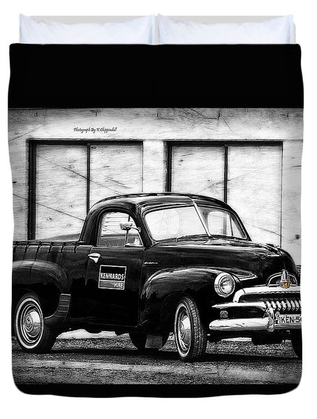 Holden Fj 01 Duvet Cover