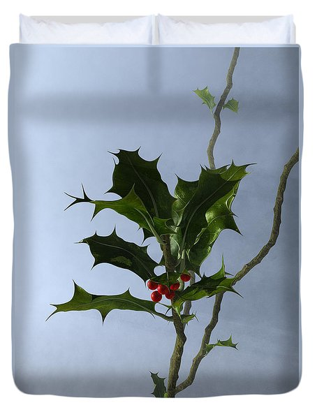 Holly Duvet Cover