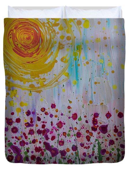 Hollynation Duvet Cover