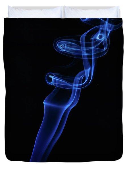 Holy Smoke Duvet Cover
