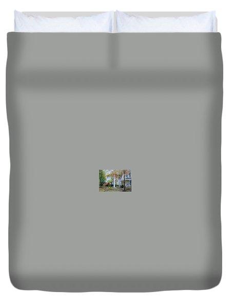 home in Cheraw Duvet Cover