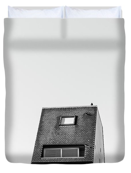 Home Of The Minimalist Duvet Cover