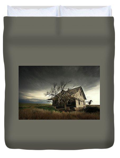 Home On The Range Duvet Cover