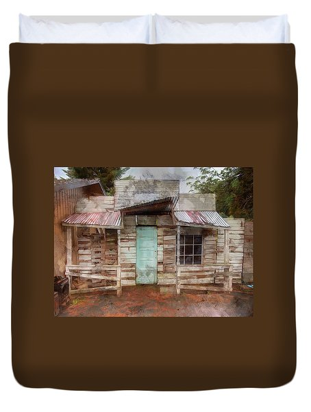 Home Sweet Home Duvet Cover by Thom Zehrfeld