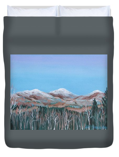Home View Duvet Cover