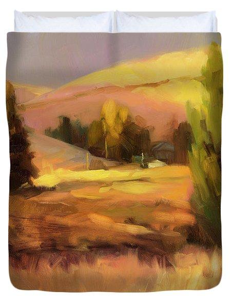 Homeland 1 Duvet Cover