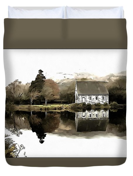 Homely House Duvet Cover