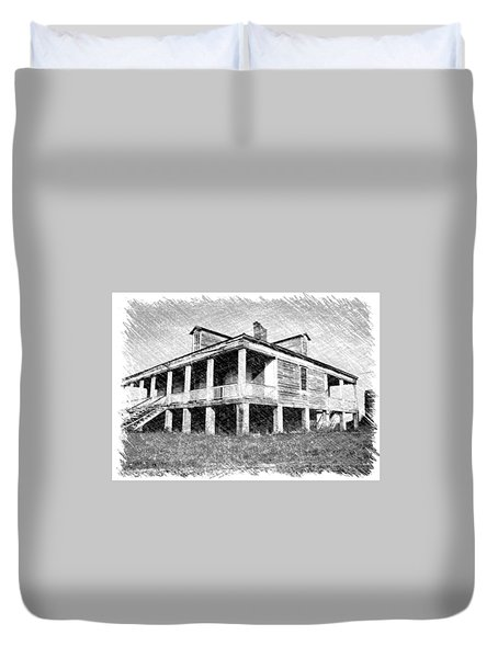 Homestead 1 Duvet Cover