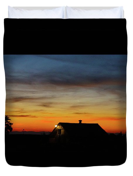 Homestead Duvet Cover by Angi Parks