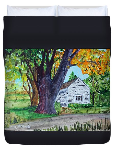Homestead Colors Duvet Cover