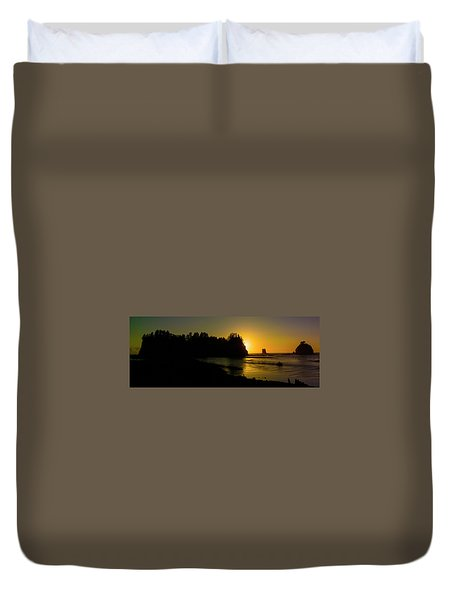 Homeward Bound Duvet Cover