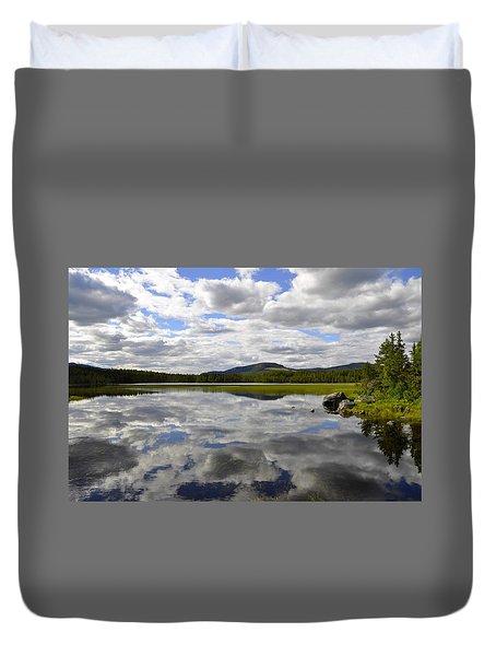 Hon Lake Duvet Cover