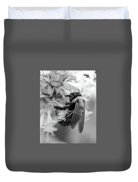 Honey Bee Duvet Cover