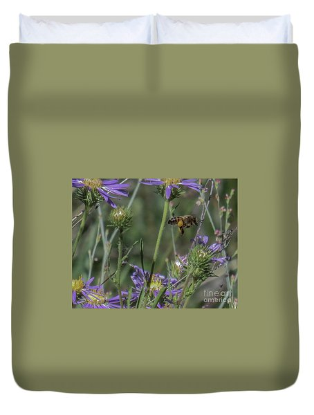 Honeybee 2 Duvet Cover