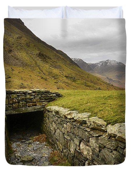 Honister Pass Duvet Cover