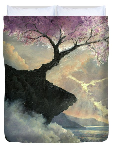 Hope Inclines Duvet Cover