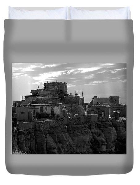 Hopi First Mesa 2 Duvet Cover