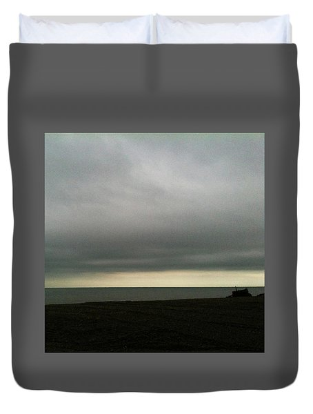 Horizon Light Duvet Cover