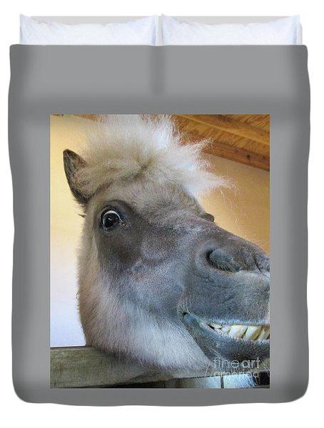 Horse 11 Duvet Cover