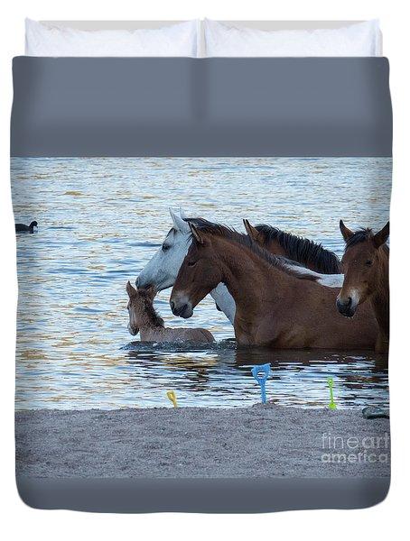 Horse 6 Duvet Cover