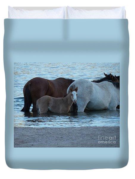 Horse 9 Duvet Cover
