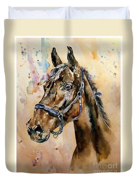Horse Head Duvet Cover
