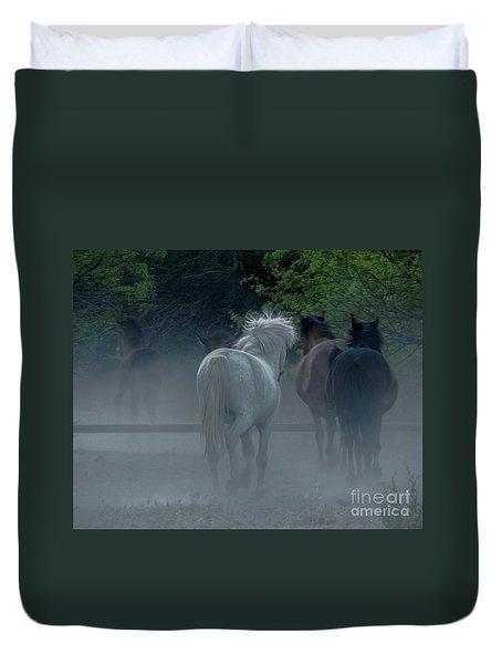 Horse 8 Duvet Cover