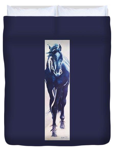 Horse Sz Duvet Cover
