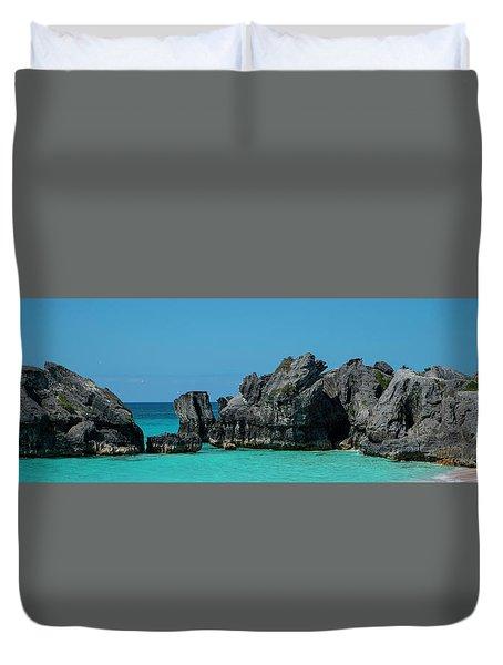 Horseshoe Bay Duvet Cover