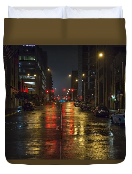 Hot Austin Duvet Cover