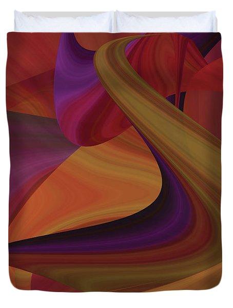Hot Curvelicious Duvet Cover