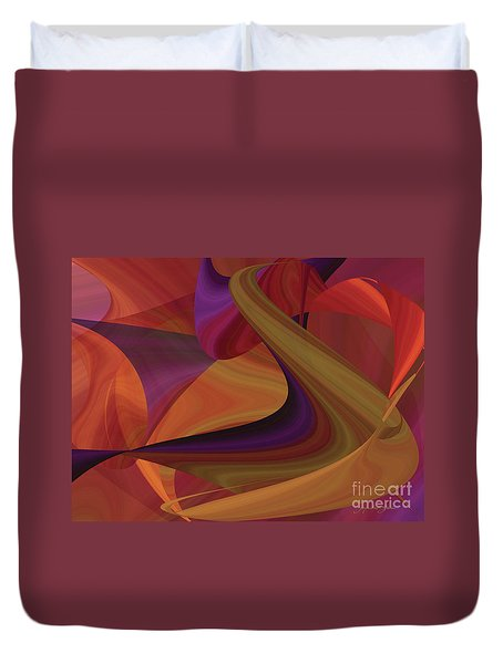 Hot Curvelicious Duvet Cover