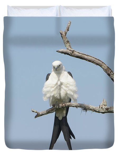 Hot Date Duvet Cover by Jim Gray