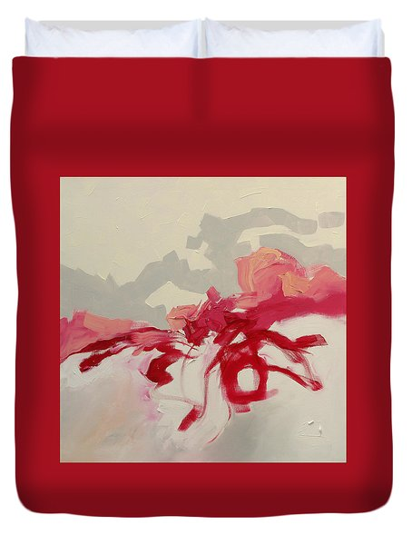 Hot Flash Duvet Cover