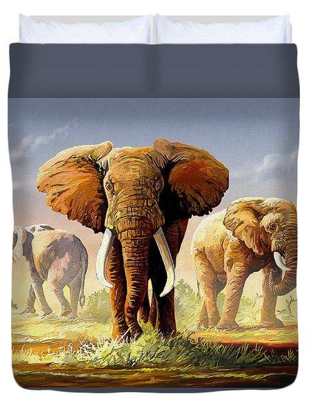Hot Mara Afternoon Duvet Cover