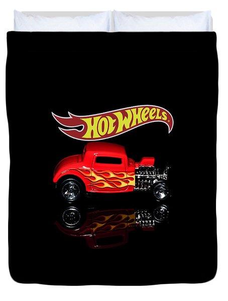 Hot Wheels '32 Ford Hot Rod Duvet Cover