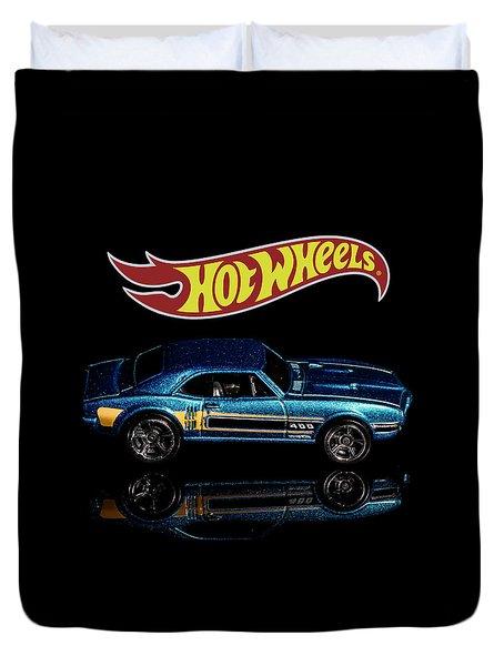 Hot Wheels '67 Pontiac Firebird 400-1 Duvet Cover