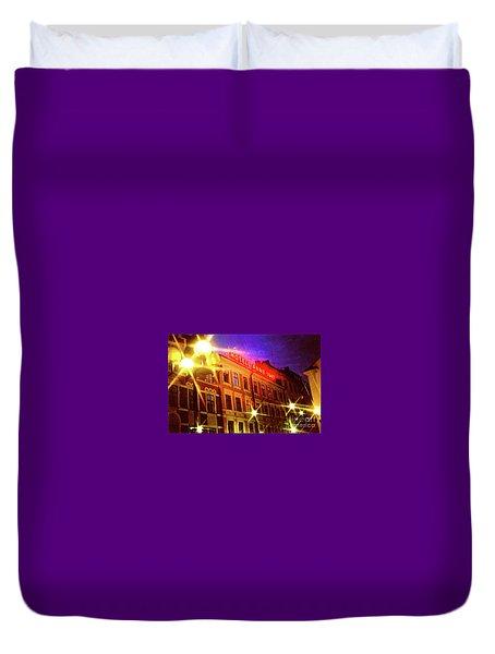 Hotel Anno Duvet Cover