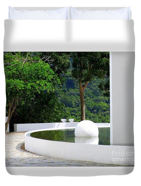 Hotel Encanto 12 Duvet Cover