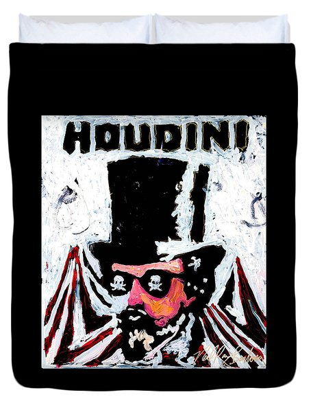 Houdini Duvet Cover