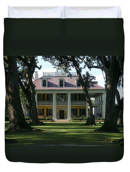 Houmas House Plantation Duvet Cover