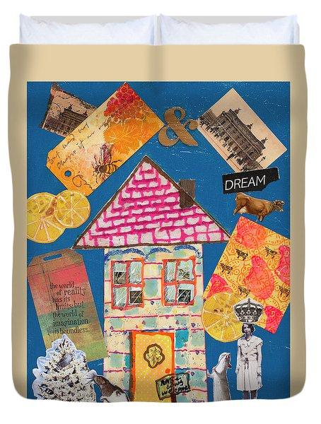 House #1 Duvet Cover