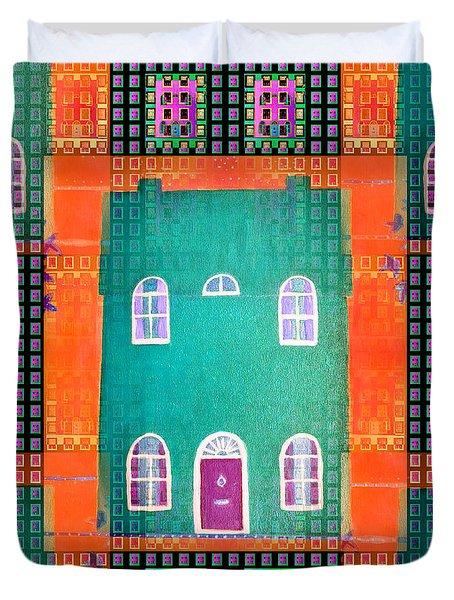 House Duvet Cover