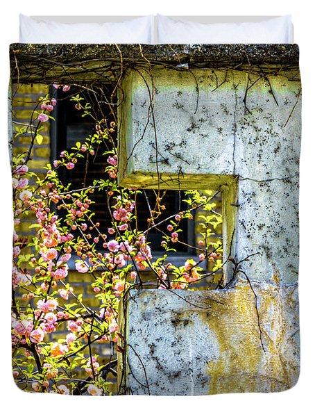 House Near Webster And Clybourn V4 Dsc4055 Duvet Cover