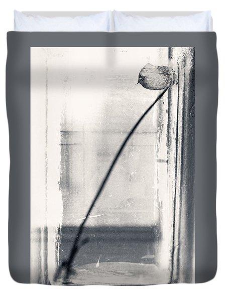 Houseplant #5147 Duvet Cover by Andrey Godyaykin