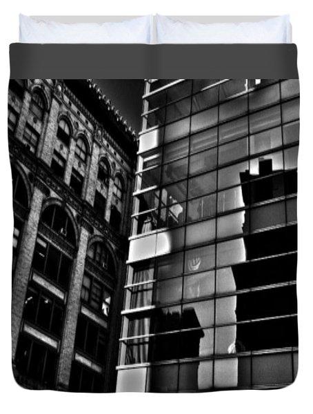 Houston Street Repose Duvet Cover