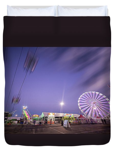 Houston Texas Live Stock Show And Rodeo #13 Duvet Cover