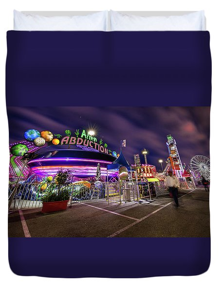 Houston Texas Live Stock Show And Rodeo #2 Duvet Cover