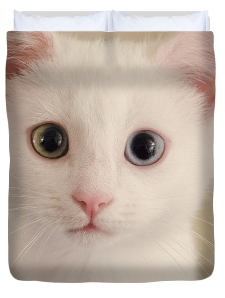 How Can I Help You . . .  Duvet Cover
